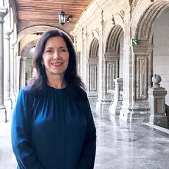 Martha Eugenia Rodríguez Pérez