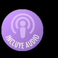 Incluye audio
