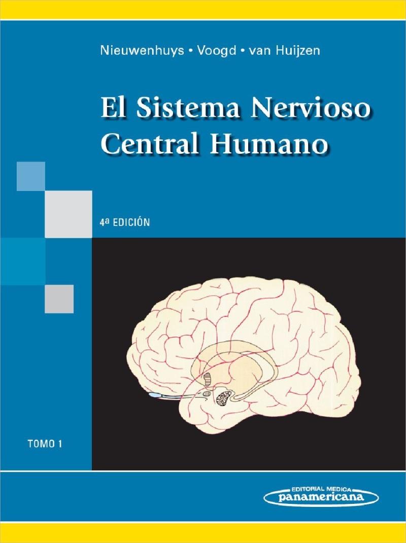 El Sistema Nervioso Central Humano: (2 Tomos)