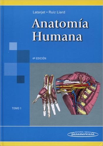 Colección Latarjet. Anatomía Humana: (2 Tomos)