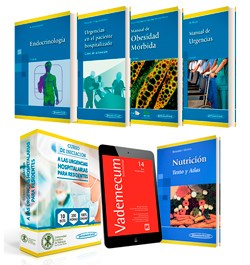 Pack de Endocrinología y Nutrición 2017