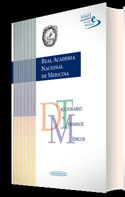 Diccionario de términos médicos versión impresa + versión electrónica