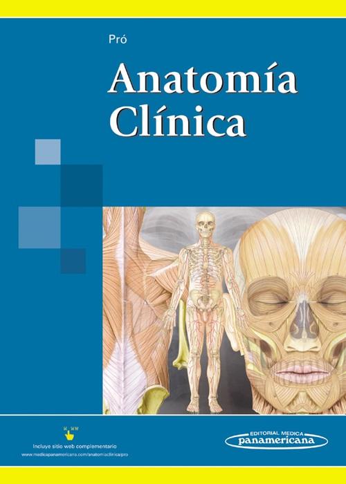 Anatomía Clínica eBook
