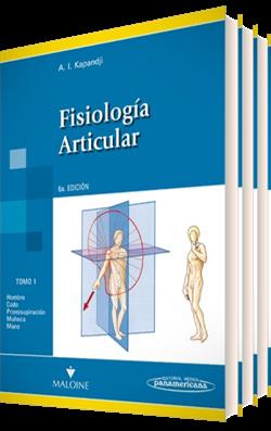 Colección Kapandji. Fisiología Articular. Nueva presentación
