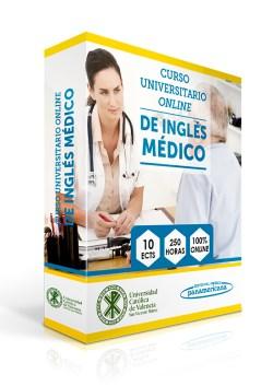 Curso Universitario Online de Inglés médico