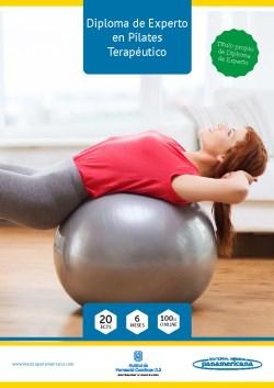 Experto en Pilates Terapéutico
