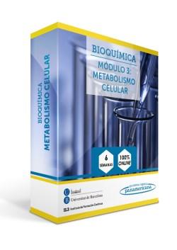 Módulo 3 del Curso de Bioquímica: Metabolismo Celular