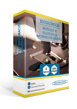 Módulo 4 del Curso de Bioquímica: Flujo de la Información Genética