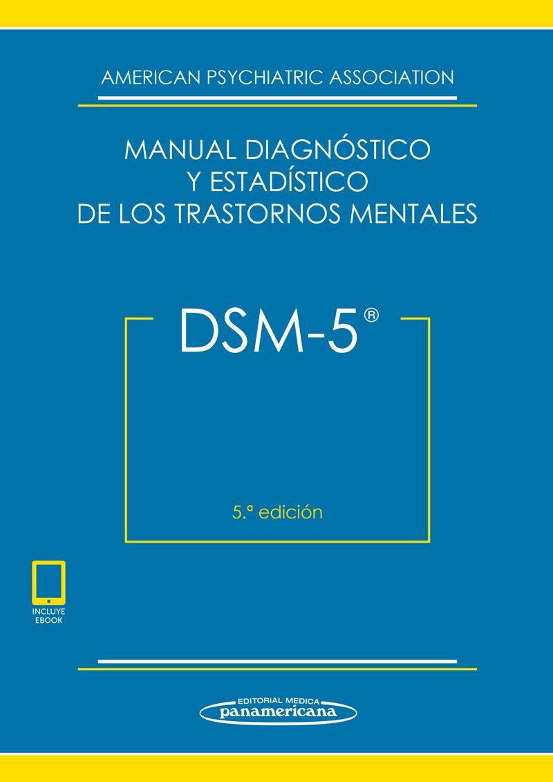 DSM-5. Manual Diagnóstico y Estadístico de los Trastornos Mental