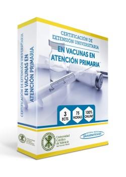 Certificación de Extensión Universitaria en Vacunas en Atención Primaria