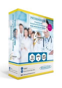 Programa de Actualización Profesional para Médicos de Familia (año 3)