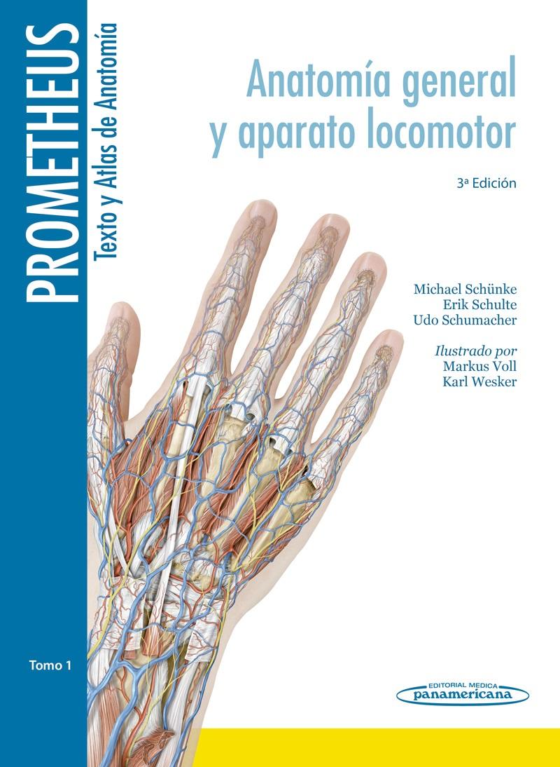 Colección Prometheus. Texto y Atlas de Anatomía.: (3 Tomos)
