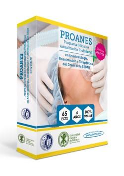 Programa Oficial de Actualización Profesional en Anestesiología, Reanimación y Terapéutica del Dolor (4 años) (Título Máster)