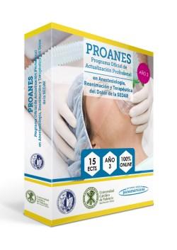Programa Oficial de Actualización Profesional en Anestesiología, Reanimación y Terapéutica del Dolor (año 3)