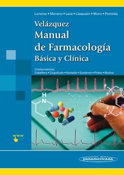 Velázquez. Manual de Farmacología básica y clínica