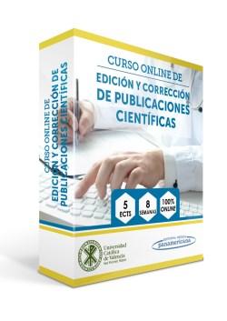 Curso Online de Edición y Corrección de Publicaciones Científicas