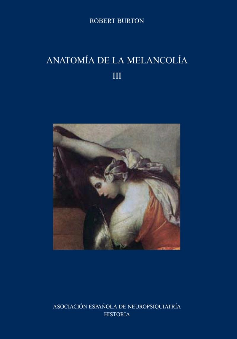 Anatomía de la Melancolía III eBook