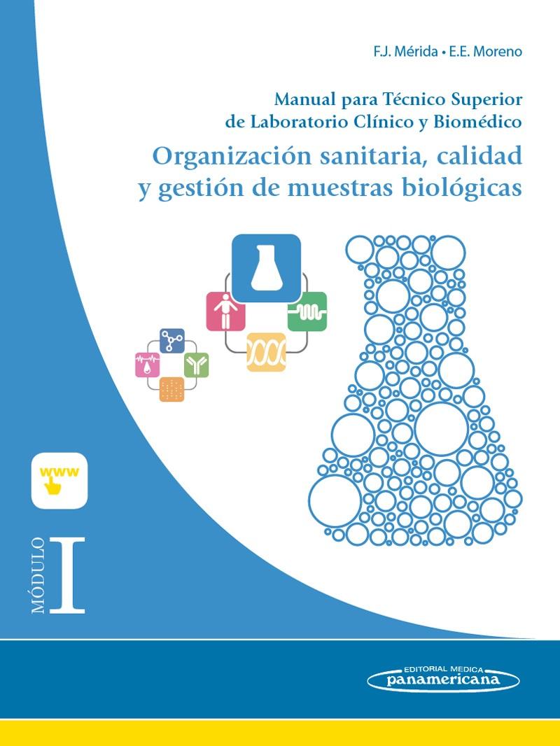 Módulo I. Organización sanitaria, calidad y gestión de muestras