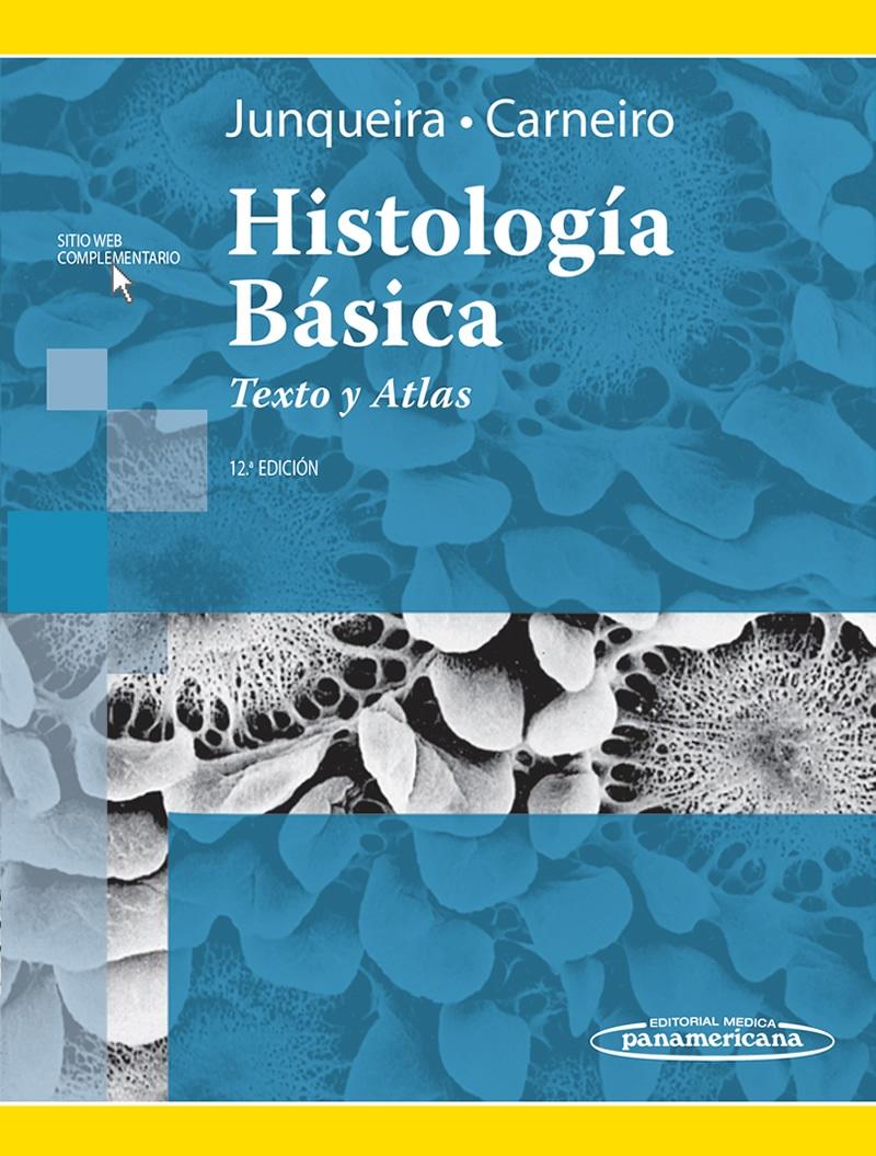 libro histologia basica junqueira