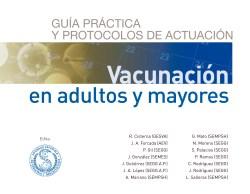 Vacunación en Adultos y Mayores