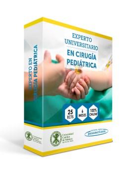 Experto Universitario en Cirugía Pediátrica