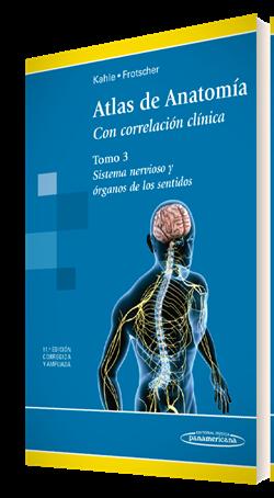 Atlas de Anatomía. Con correlación clínica