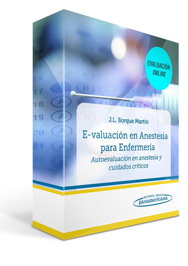 E-valuación en Anestesia para Enfermería: Autoevaluación en Anes
