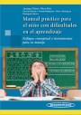 Manual práctico para el niño con dificultades en el aprendizaje