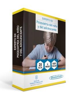 Experto en Psiquiatría del Niño y del Adolescente