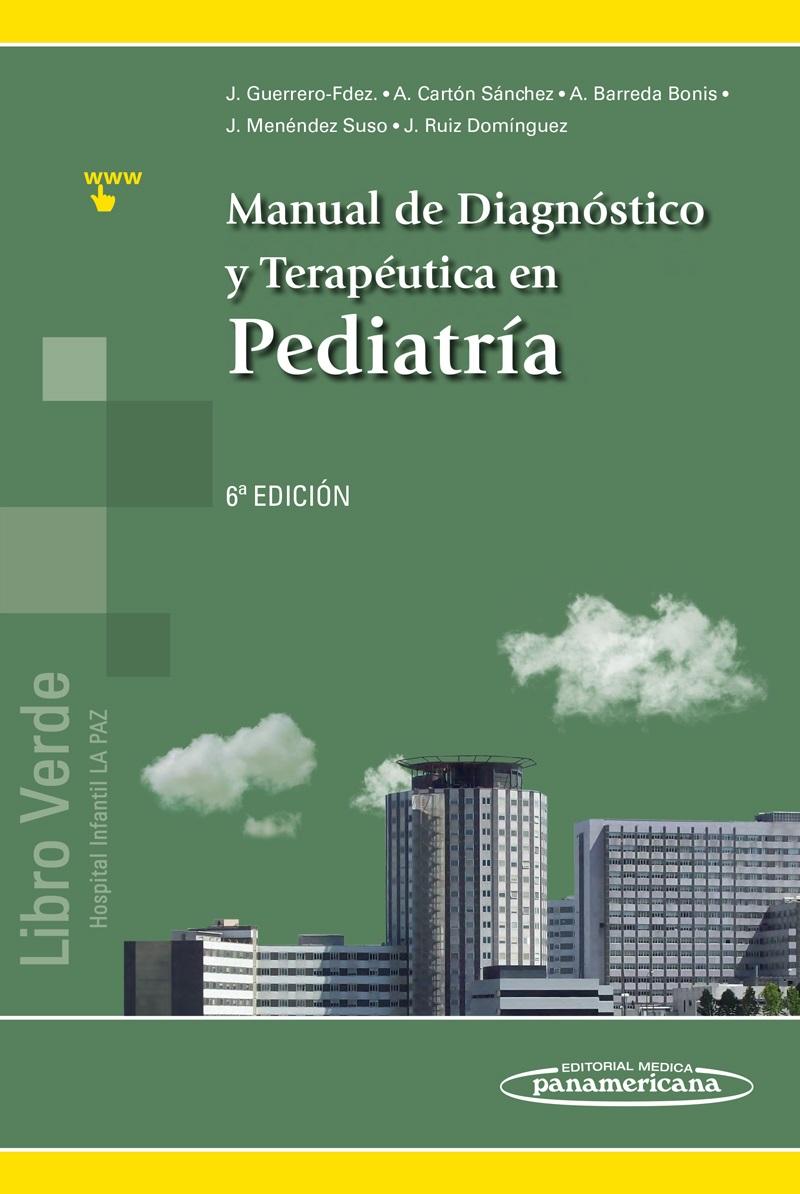 Manual de diagn stico y terap utica en pediatr a for Manual de restaurante pdf