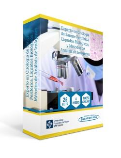 Experto en Citología de Sangre Periférica, Líquidos Biológicos y Métodos de Análisis de Imágenes
