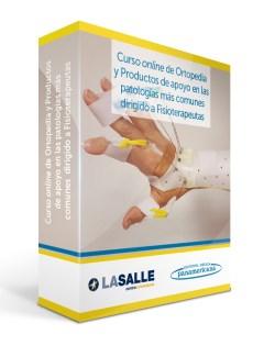 Curso Online de Ortopedia y Productos de Apoyo en las Patologías más Comunes dirigido a Fisioterapeutas