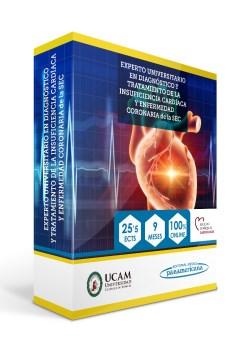 Experto Universitario en Diagnóstico y Tratamiento de la Insuficiencia Cardíaca y Enfermedad Coronaria de la SEC