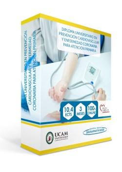 Diploma Universitario en Prevención Cardiovascular y Enfermedad Coronaria para Atención Primaria