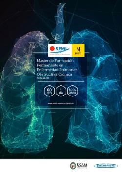 Máster en Enfermedad Pulmonar Obstructiva Crónica de la SEMI