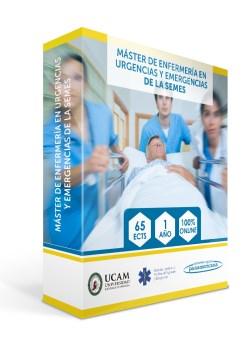 Máster de Enfermería en Urgencias y Emergencias de la SEMES