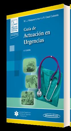 Guía de Actuación en Urgencias (incluye versión digital)