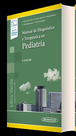 Manual de Diagnóstico y Terapéutica en Pediatría (incluye versión digital)
