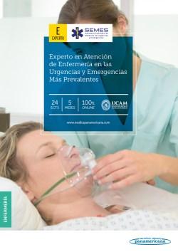 Experto Universitario en Atención de Enfermería en las Urgencias y Emergencias más Prevalentes