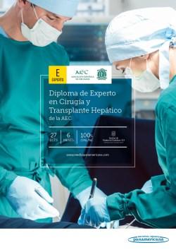 Experto en Cirugía y Trasplante Hepático