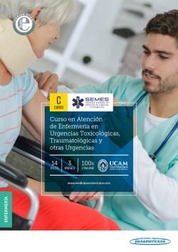 Diploma Universitario en Atención de Enfermería en Urgencias Toxicológicas, Traumatológicas y otras Urgencias