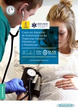 Diploma Universitario en Atención de Enfermería en las Urgencias Gineco-obstétricas y Pediátricas