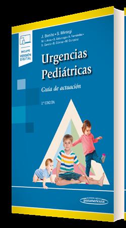 Urgencias Pediátricas (incluye versión digital): Guía de