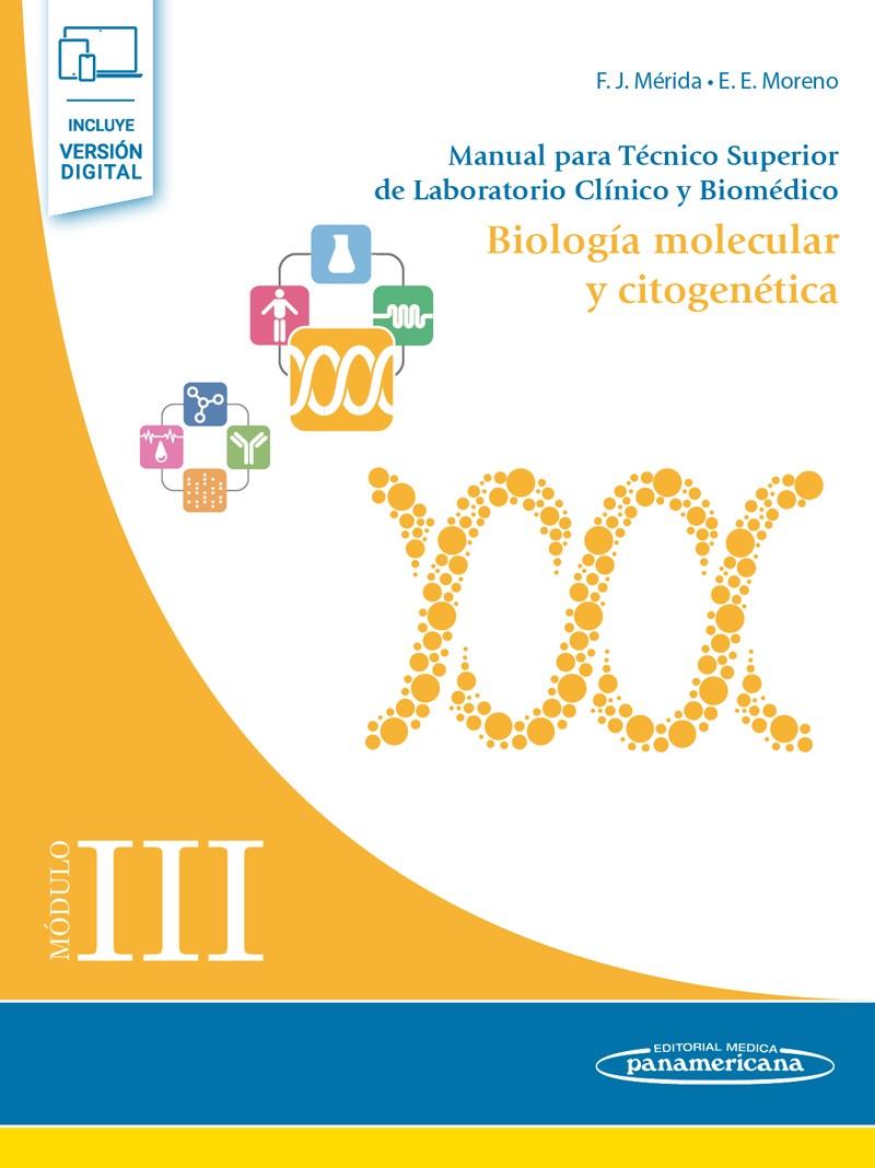 Módulo Iii Biología Molecular Y Citogenética Incluye Versión D