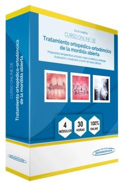 Curso Online de Tratamiento ortopédico-ortodóncico de la mordida abierta