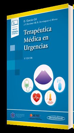 Terapéutica Médica en Urgencias (incluye versión digital)
